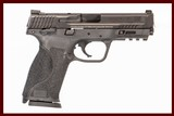 SMITH AND WESSON M&P 40 M2.0 40 S&W USED GUN INV 229240 - 1 of 8