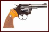 COLT LAWMAN MK-III 357MAG USED GUN INV 229511 - 1 of 7