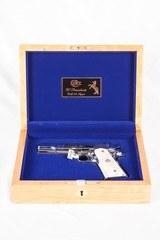 COLT 1911 EL PRESIDENTE 38 SUPER USED GUN INV 232996
