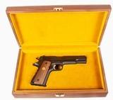 COLT 1911 GOVT MICHIGAN STATE POLICE 60TH ANNIVERSARY 45 ACP USED GUN INV 235783 - 8 of 9