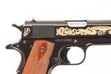 COLT 1911 JOHN MOSES BROWNING COMMEMORATIVE 45 ACP USED GUN INV 235800 - 3 of 10