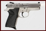 SMITH & WESSON 6946 9MM USED GUN INV 238391