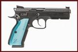 CZ 75 SHADOW 2 9MM USED GUN LOG 240084