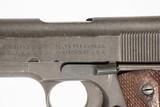 WWI COLT 1911 45 ACP USED GUN LOG 240014 - 12 of 13