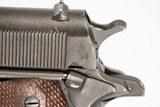 WWI COLT 1911 45 ACP USED GUN LOG 240014 - 13 of 13