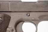 WWI COLT 1911 45 ACP USED GUN LOG 240014 - 6 of 13
