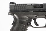 SPRINGFIELD XDM-40 40 S&W USED GUN LOG 240132 - 3 of 8