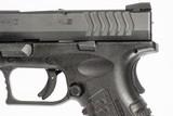 SPRINGFIELD XDM-40 40 S&W USED GUN LOG 240132 - 6 of 8