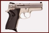 SMITH & WESSON 6906 9 MM USED GUN INV 239945