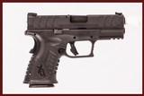 SPRINGFIELD XDM ELITE 9 MM USED GUN INV 240512