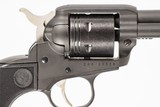 RUGER WRANGLER 22 LR USED GUN INV 241260 - 2 of 8