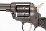 RUGER WRANGLER 22 LR USED GUN INV 241260 - 5 of 8