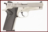 SMITH & WESSON 910S 9MM USED GUN INV 241140 - 1 of 8
