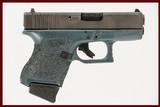 GLOCK 26 9MM USED GUN INV 238492 - 1 of 9