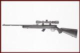 SAVAGE MARK II 22 LR USED GUN INV 242098