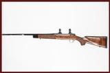 COOPER FIREARMS MODEL 54 CUSTOM 308 WIN USED GUN LOG 223643