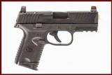FN 509C TACTICAL 9 MM USED GUN INV 243677