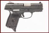 RUGER SR9C 9 MM USED GUN INV 244864