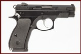 CZ 75 D COMPACT 9 MM USED GUN INV 241258 - 1 of 8