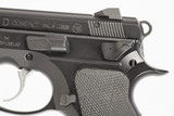 CZ 75 D COMPACT 9 MM USED GUN INV 241258 - 5 of 8