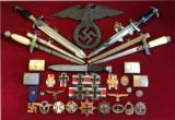 German WW2 Nazi Militaria Collection