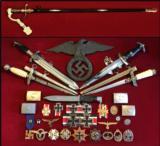 German WW2 Nazi Militaria Collection