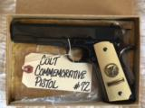 Colt 1911 WW1 Commemorative