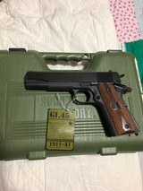 New 1911 A1 Springfield