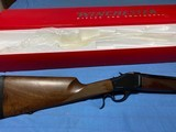 Winchester 1885 high wall 270WSM - 8 of 14