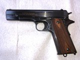Early U.S. Army Colt 1911 45 manufactured in 1913 in excellent condition