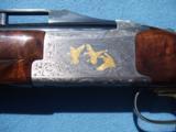 Browning 725 grade 7 trap custom model - 1 of 9