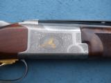 Browning 725 sporting custom American Sporter Gold 12 32 AC - 1 of 14