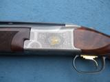 Browning 725 sporting custom American Sporter Gold 12 32 AC - 2 of 14