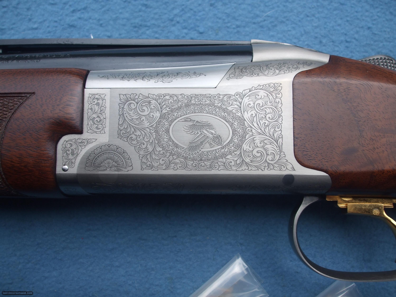 Browning 725 American Sporter Custom 12ga 30