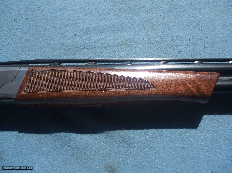Browning Cynergy CX wood 12ga 32