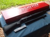Winchester SXP 12ga Camp/field combo black