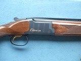 """Browning CXS 20ga 30"""" sporting"""
