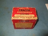 Remington 12ga Special Tracer shotshells