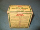 Remington Kleanbore Nitro Express 12ga high brass #5c