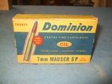 CIL 7mm Mauser