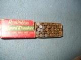 Remington 22LR Kleanbore shot cartridges - 6 of 6