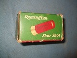 Remington 12ga Shur Shot 31/4-11/8-6 paper shell - 5 of 7