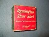 Remington 12ga Shur Shot 31/4-11/8-6 paper shell - 4 of 7