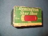 Remington 12ga Shur Shot 31/4-11/8-6 paper shell - 1 of 7