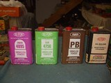 imr/dupont powder can collection