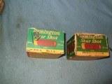 "Remington Shur Shot 16ga 29/16"" paper shells"
