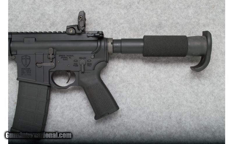 Spikes Tactical Crusader ST-15 - 5 56 NATO