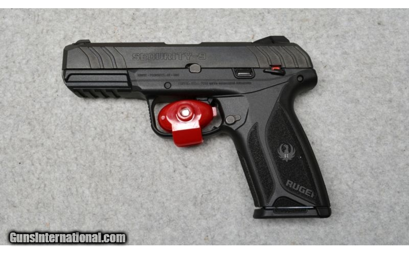 Ruger ~ Security-9 ~ 9 MM for sale
