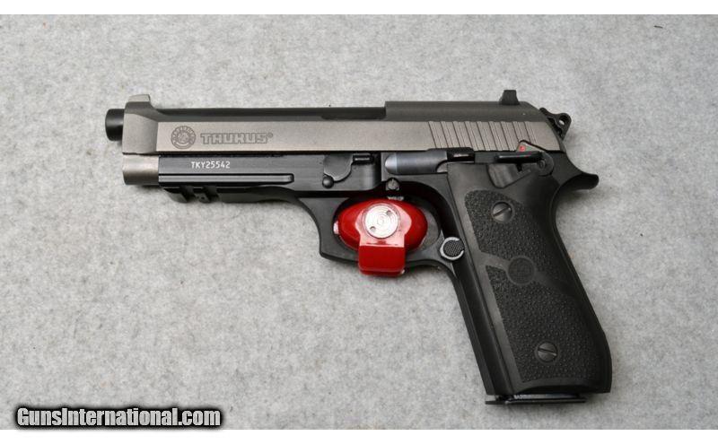Taurus ~ PT92 AF-D ~ 9mm