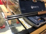 Beretta O/U 12 Gauge ShotGun - 3 of 5